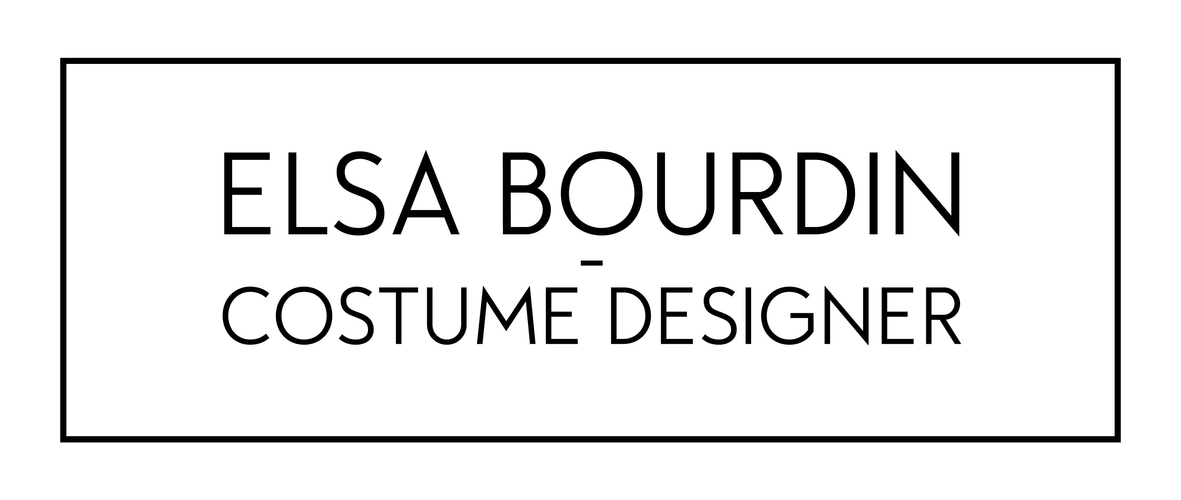 ELSA BOURDIN • COSTUME DESIGNER